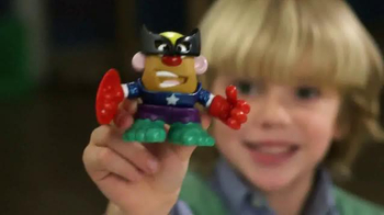 Mr. Potato Head Mixable, Mashable Heroes TV Spot - Thumbnail 9