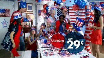 Party City TV Spot, '4th of July Party'