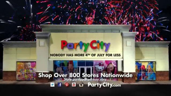 Party City TV Spot, '4th of July Party' - Thumbnail 10