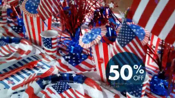 Party City TV Spot, '4th of July Party' - Thumbnail 5