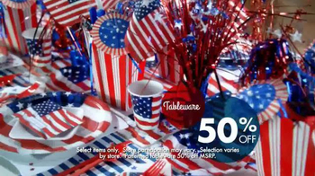 Party City TV Spot, '4th of July Party' - Thumbnail 6