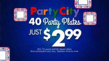 Party City TV Spot, '4th of July Party' - Thumbnail 7