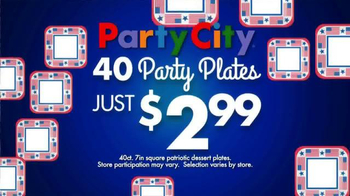 Party City TV Spot, '4th of July Party' - Thumbnail 8