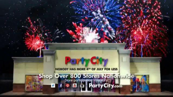 Party City TV Spot, '4th of July Party' - Thumbnail 9