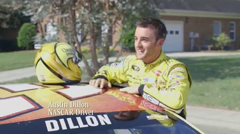 Cheerios Protein TV Spot, 'No Ordinary Morning' Featuring Austin Dillon