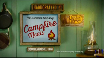 Cracker Barrel Campfire Meals TV Spot - Thumbnail 9