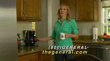 The General TV Spot, 'Reality Check' - 10970 commercial airings