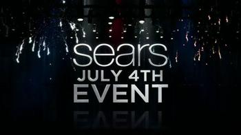 Sears TV Spot, 'July 4th Event' - Thumbnail 1