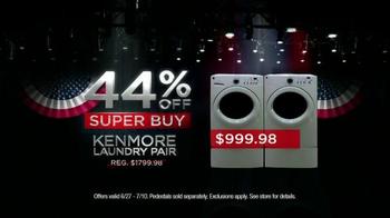 Sears TV Spot, 'July 4th Event' - Thumbnail 6
