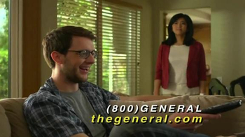 The General TV Spot, 'Unhappy Insurance Company' - Thumbnail 1