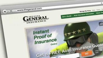 The General TV Spot, 'Unhappy Insurance Company' - Thumbnail 6