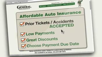 The General TV Spot, 'Unhappy Insurance Company' - Thumbnail 7