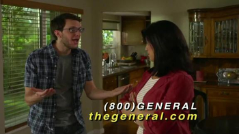 The General TV Spot, 'Unhappy Insurance Company' - Thumbnail 8