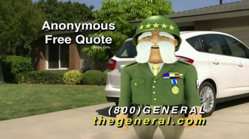 The General TV Spot, 'Unhappy Insurance Company' - Thumbnail 9
