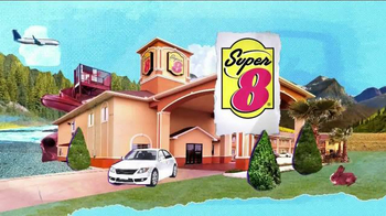 Wyndham Hotels TV Spot, 'More Hotels: Super 8' - Thumbnail 5