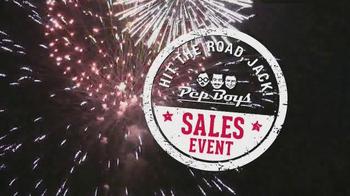 PepBoys Hit the Road, Jack! Sales Event TV Spot - Thumbnail 10