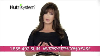 Nutrisystem Fast 5 TV Spot, 'Years' Featuring Marie Osmond - Thumbnail 1