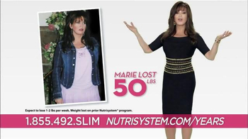 Nutrisystem Fast 5 TV Spot, 'Years' Featuring Marie Osmond - Thumbnail 5