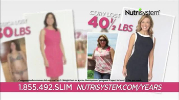 Nutrisystem Fast 5 TV Spot, 'Years' Featuring Marie Osmond - Thumbnail 6