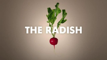 Kraft Zesty Italian Dressing TV Spot, 'The Radish' - Thumbnail 1
