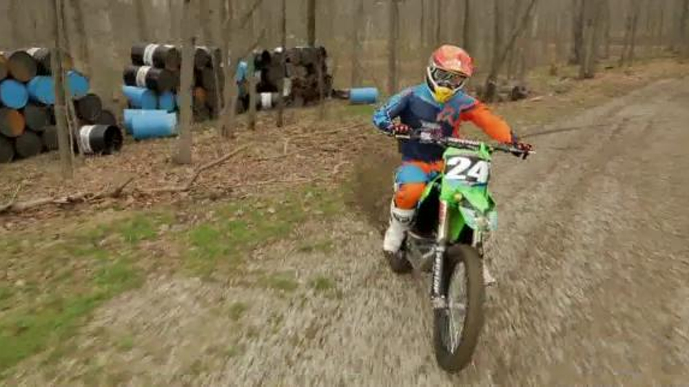 Lucas Oil TV Commercial, 'Motorcycle Products'