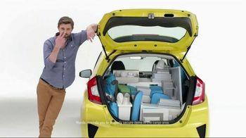 Honda Fit TV Spot, 'It'll Fit' - 3 commercial airings