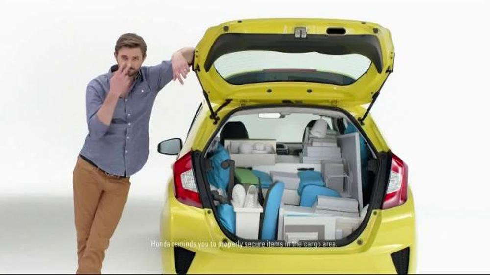 Honda Fit TV Commercial, 'It'll Fit'