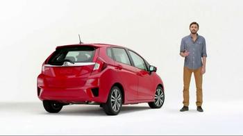 Honda Fit TV Spot, 'It'll Fit' - Thumbnail 4