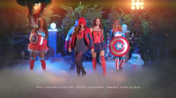 Party City TV Spot, 'Make Halloween Hotter in Mix and Match Costumes!' - Thumbnail 1