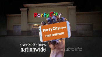 Party City TV Spot, 'Make Halloween Hotter in Mix and Match Costumes!' - Thumbnail 8