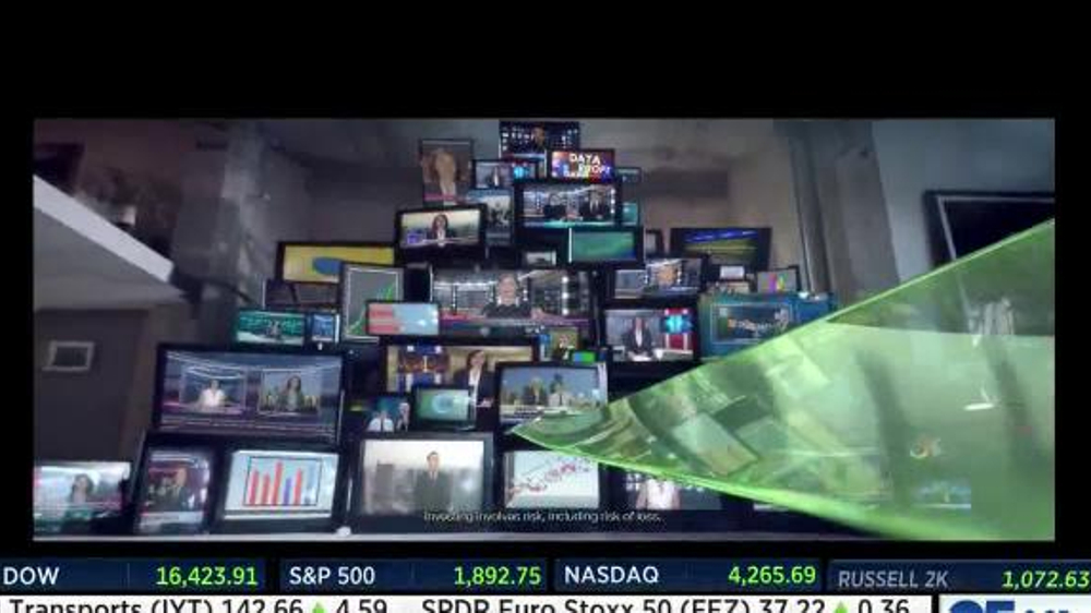 Fidelity Investments TV Commercial, 'Find More: Equity Summary Score by  StarMine' - Video