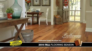 Lumber Liquidators TV Spot, 'Bellawood' - Thumbnail 7