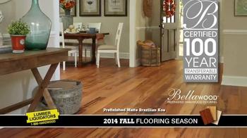 Lumber Liquidators TV Spot, 'Bellawood' - Thumbnail 8