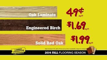 Lumber Liquidators TV Spot, 'Bellawood' - Thumbnail 9