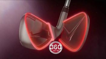 Callaway Big Bertha Irons TV Spot, 'Get Unprecedented Distance' - Thumbnail 3