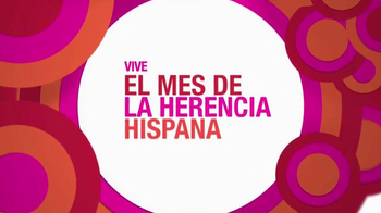 Macy's TV Spot, 'El Mes de Herencia Hispana' [Spanish] - Thumbnail 9