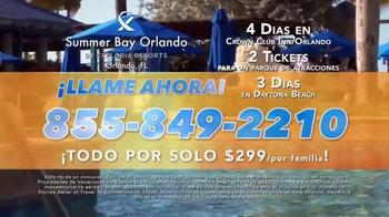 Summer Bay Orlando TV Spot, 'Su Destino' [Spanish] - Thumbnail 10