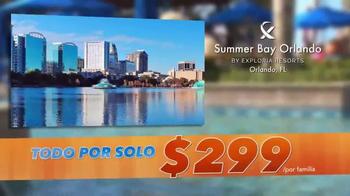 Summer Bay Orlando TV Spot, 'Su Destino' [Spanish] - Thumbnail 4