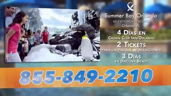 Summer Bay Orlando TV Spot, 'Su Destino' [Spanish] - Thumbnail 5