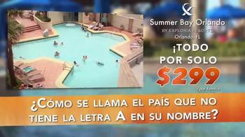 Summer Bay Orlando TV Spot, 'Su Destino' [Spanish] - Thumbnail 7