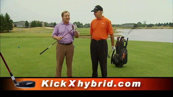 Kick X MA-9 Hybrid TV Spot, 'Line Up and Hit' Featuring Bruce Fleisher - Thumbnail 3