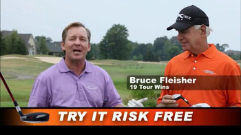 Kick X MA-9 Hybrid TV Spot, 'Line Up and Hit' Featuring Bruce Fleisher - Thumbnail 4