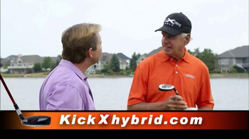 Kick X MA-9 Hybrid TV Spot, 'Line Up and Hit' Featuring Bruce Fleisher - Thumbnail 5