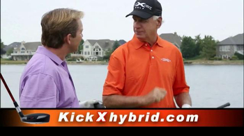 Kick X MA-9 Hybrid TV Spot, 'Line Up and Hit' Featuring Bruce Fleisher - Thumbnail 7