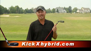 Kick X MA-9 Hybrid TV Spot, 'Line Up and Hit' Featuring Bruce Fleisher - Thumbnail 9