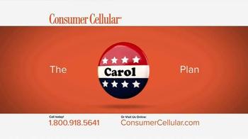 Consumer Cellular TV Spot, 'Plans That Fit You: Plans $10+ a Month' - Thumbnail 2