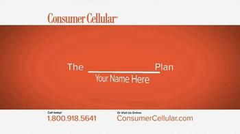 Consumer Cellular TV Spot, 'Plans That Fit You: Plans $10+ a Month' - Thumbnail 3