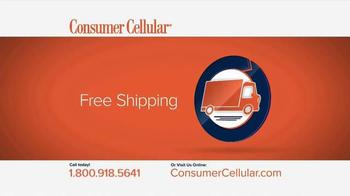Consumer Cellular TV Spot, 'Plans That Fit You: Plans $10+ a Month' - Thumbnail 5