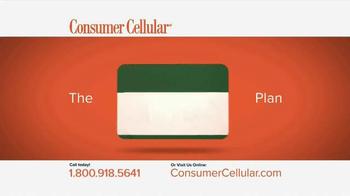 Consumer Cellular TV Spot, 'Plans That Fit You: Plans $10+ a Month' - Thumbnail 9
