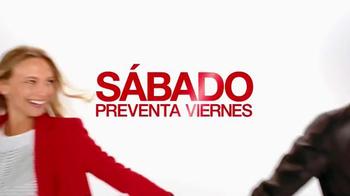 Macy's La Venta de Un Día Sábado TV Spot, 'Joyería y Corbatas' [Spanish] - Thumbnail 2